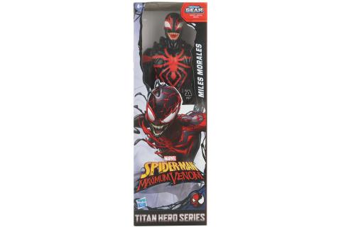 Spider-man figurka Maximum Venom Miles Morales