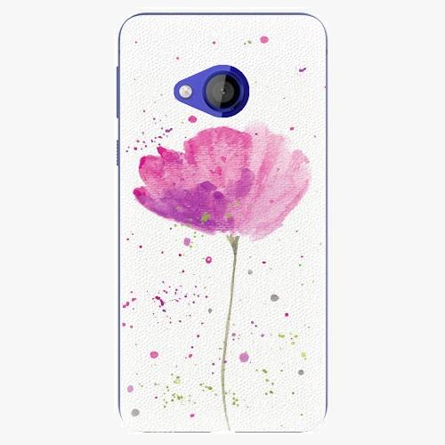Plastový kryt iSaprio - Poppies - HTC U Play
