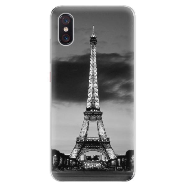 Odolné silikonové pouzdro iSaprio - Midnight in Paris - Xiaomi Mi 8 Pro