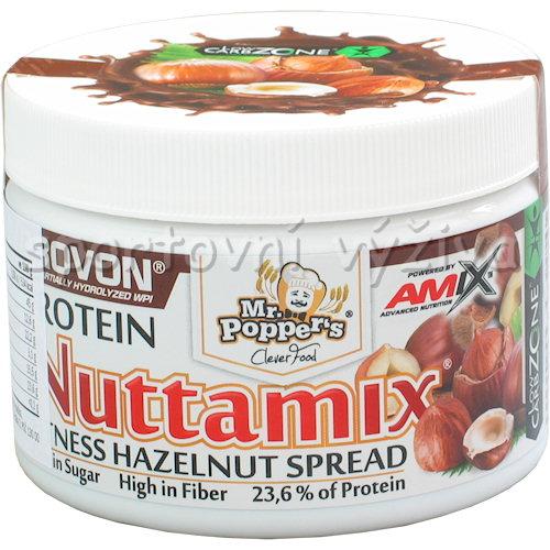 NuttAmix Protein Hazelnut Spread 250g