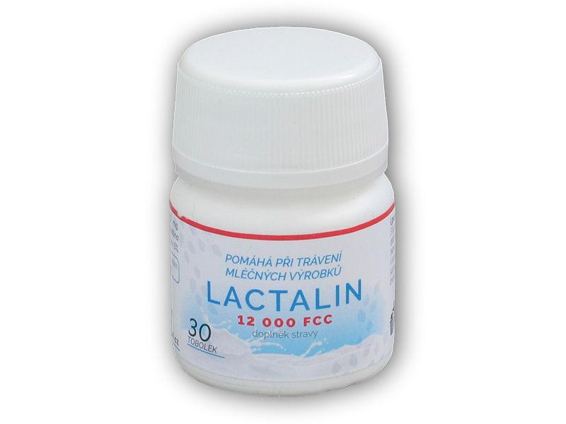 Lactalin 12000 FCC 30 kapslí