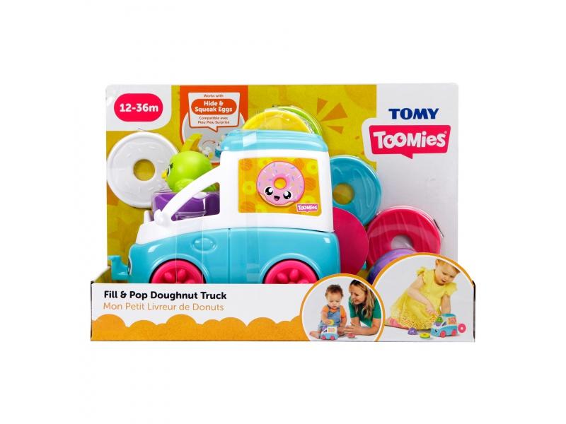 TOOMIES - Autíčko s donuty