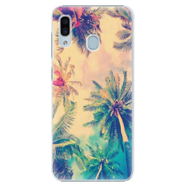 Plastové pouzdro iSaprio - Palm Beach - Samsung Galaxy A20