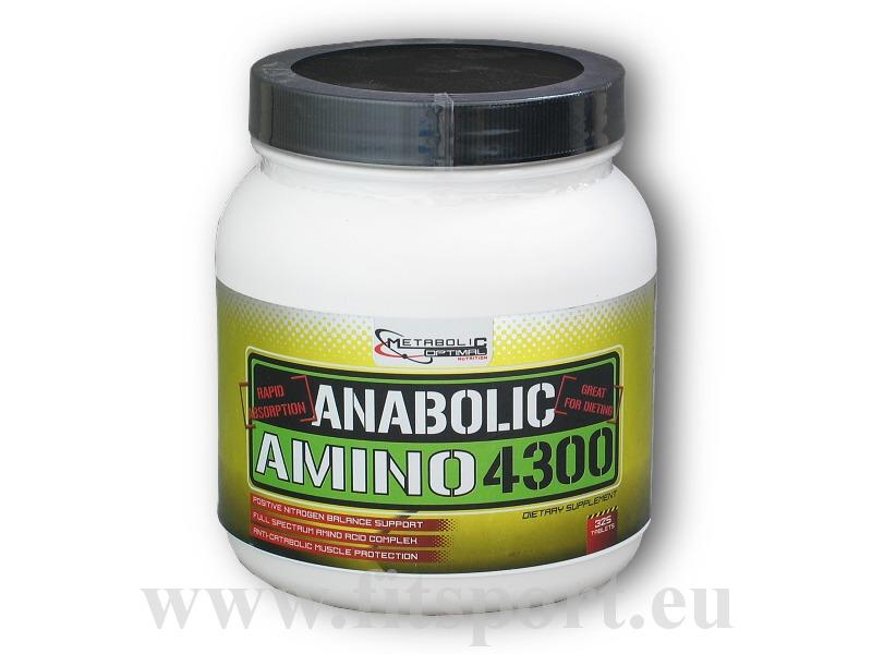 Anabolic Amino 4300 325 tablet