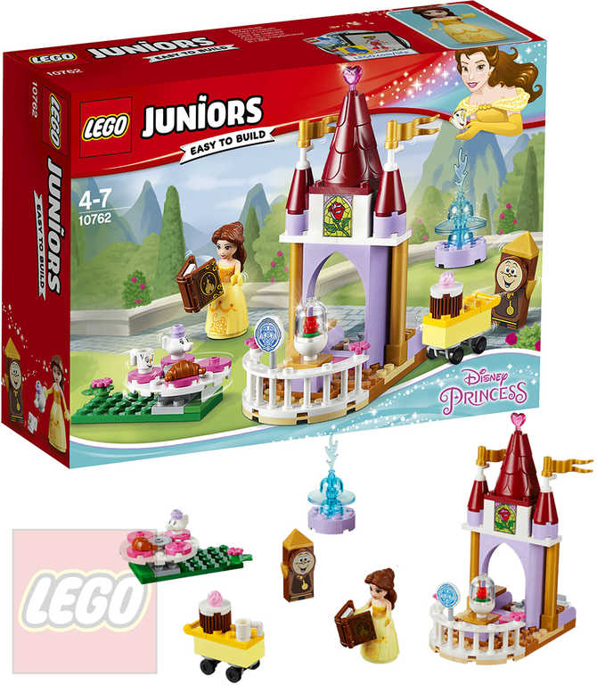 LEGO JUNIORS Bellin čas na pohádku 10762