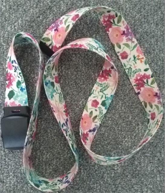 Pásek - Hortenzie