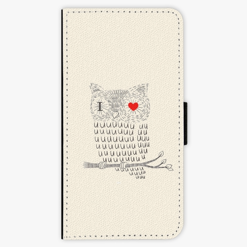 Flipové pouzdro iSaprio - I Love You 01 - Sony Xperia X Compact