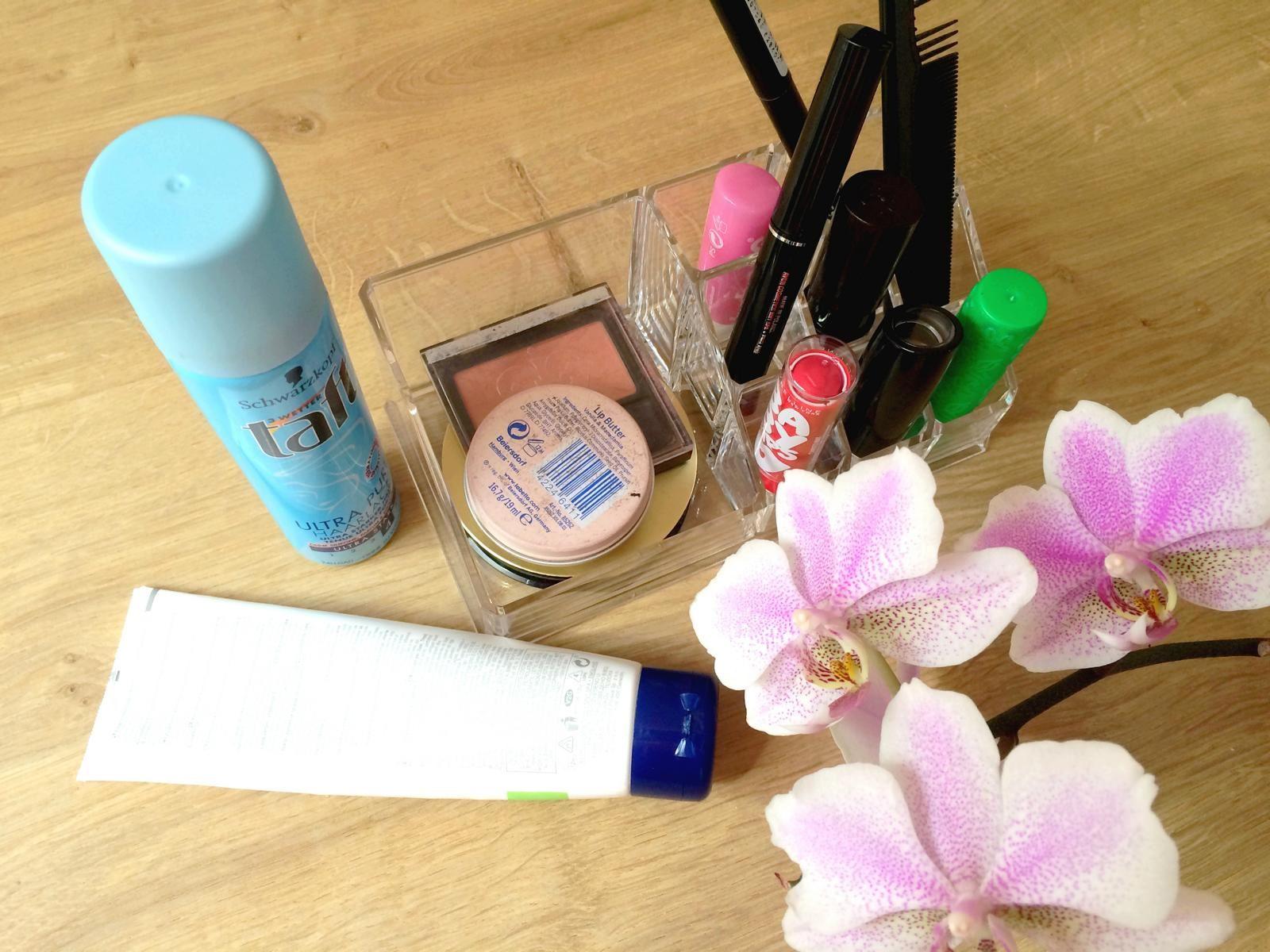 Organizér na kosmetiku - malý