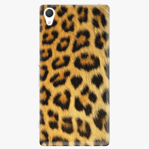 Plastový kryt iSaprio - Jaguar Skin - Sony Xperia Z2