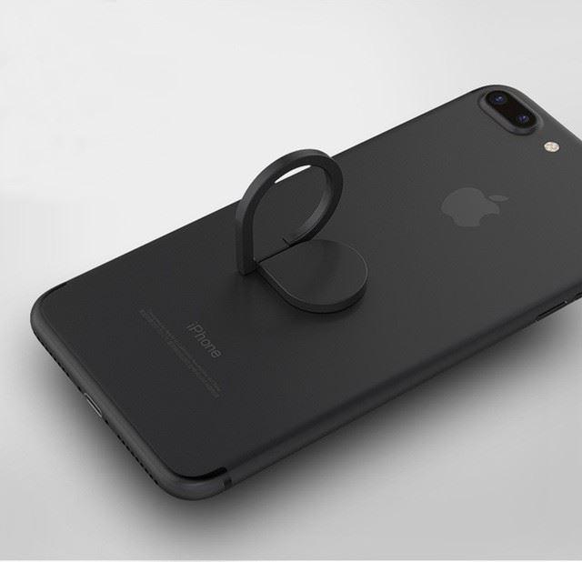 Kroužek na mobil - černý