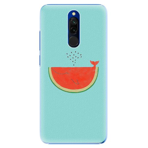 Plastové pouzdro iSaprio - Melon - Xiaomi Redmi 8