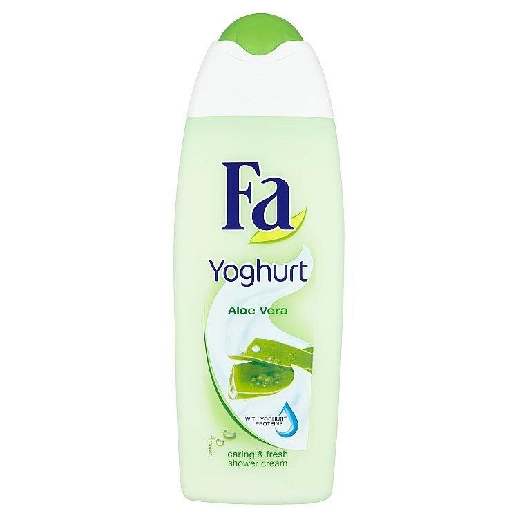 Yoghurt Aloe Vera Sprchový krém 250 ml