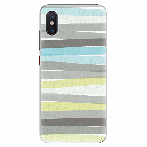 Plastový kryt iSaprio - Stripes - Xiaomi Mi 8 Pro