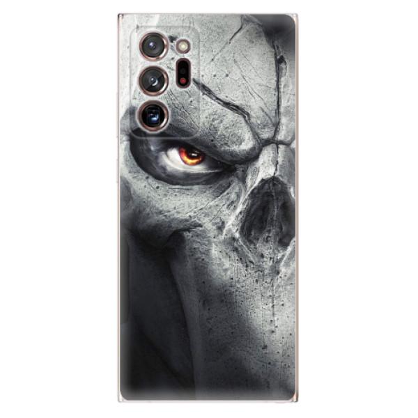 Odolné silikonové pouzdro iSaprio - Horror - Samsung Galaxy Note 20 Ultra