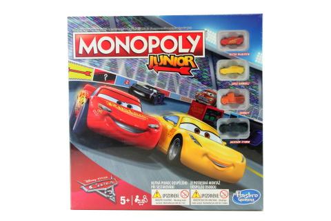 Monopoly Auta 3 TV 1.9.-31.12.2017