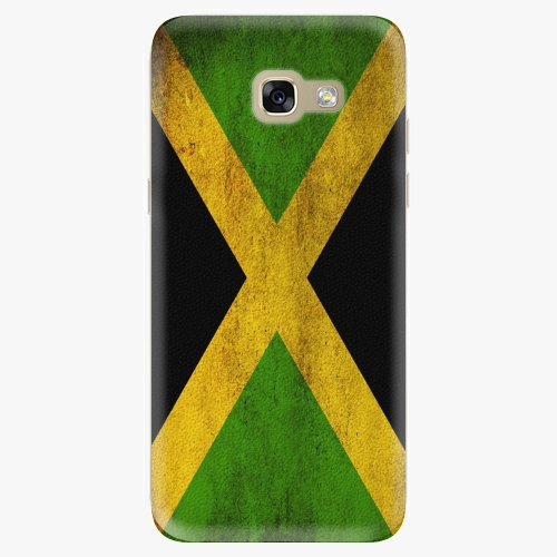Plastový kryt iSaprio - Flag of Jamaica - Samsung Galaxy A5 2017