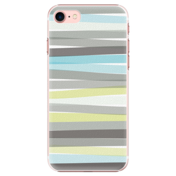 Plastové pouzdro iSaprio - Stripes - iPhone 7