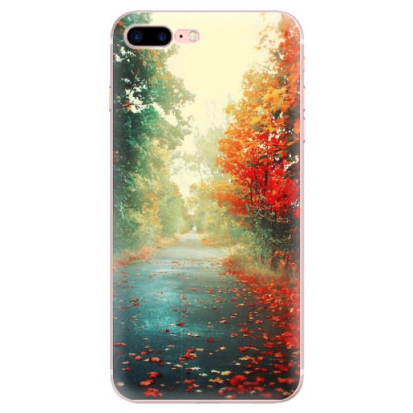 Odolné silikonové pouzdro iSaprio - Autumn 03 - iPhone 7 Plus