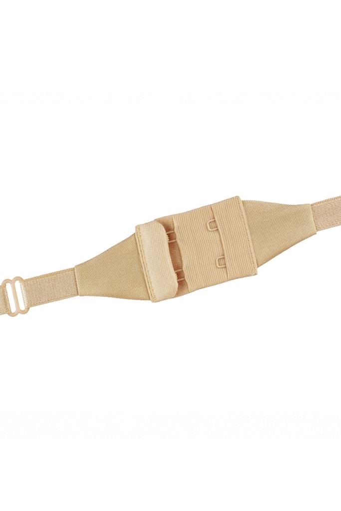 Dvouřadý pásek snižující zapínání BA 05 beige - Univerzální