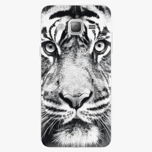 Plastový kryt iSaprio - Tiger Face - Samsung Galaxy J3 2016