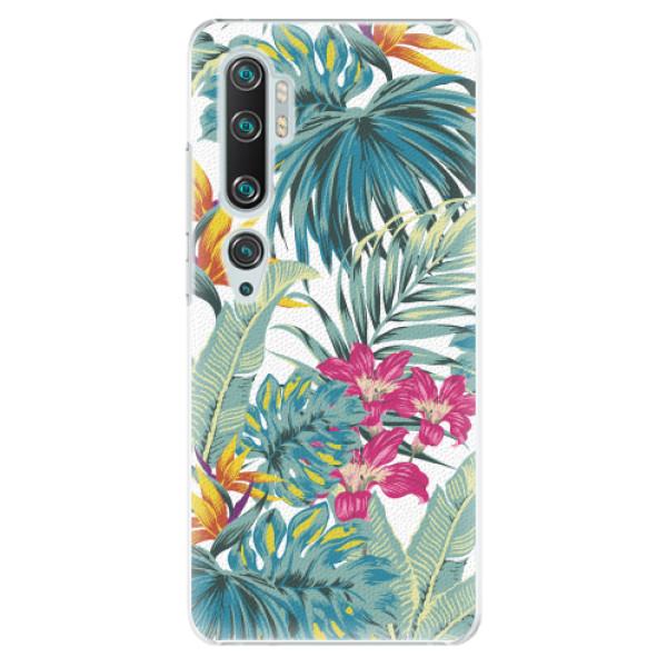 Plastové pouzdro iSaprio - Tropical White 03 - Xiaomi Mi Note 10 / Note 10 Pro