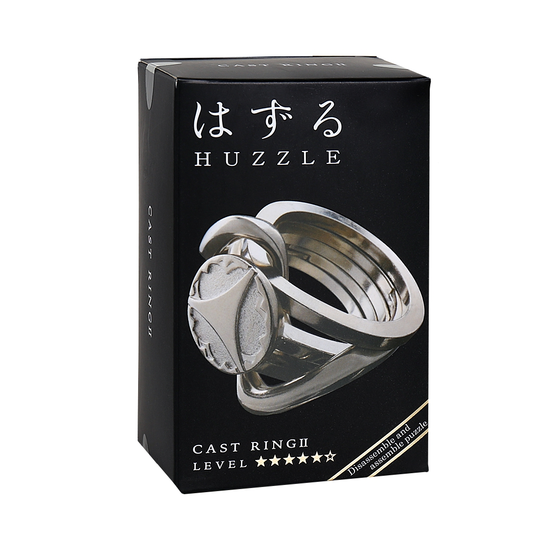 Huzzle Cast - Ring II