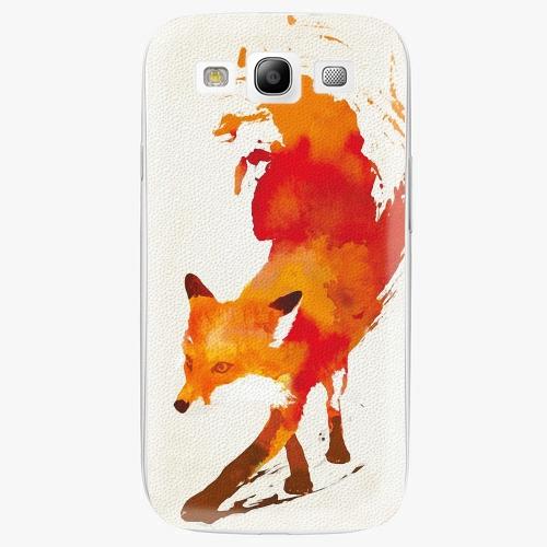 Plastový kryt iSaprio - Fast Fox - Samsung Galaxy S3