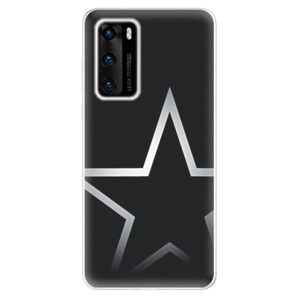 Odolné silikonové pouzdro iSaprio - Star - Huawei P40