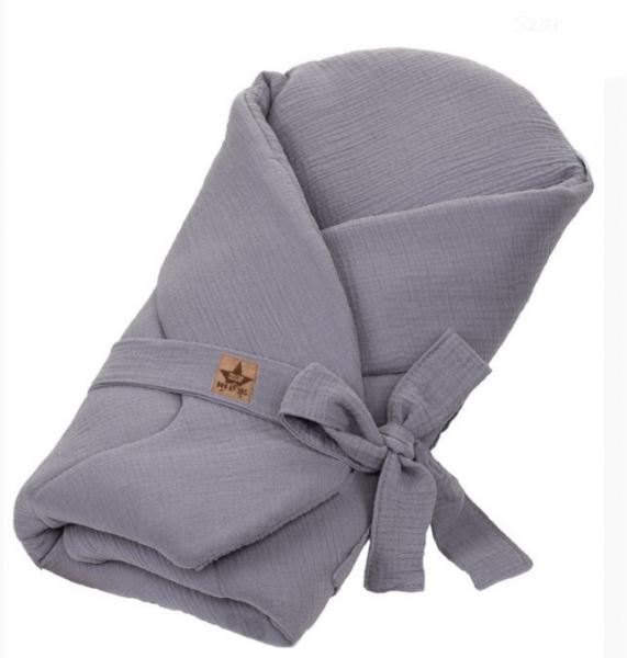 baby-nellys-muselinova-zavinovacka-s-vyztuzi-na-zavazovani-75x75cm-seda