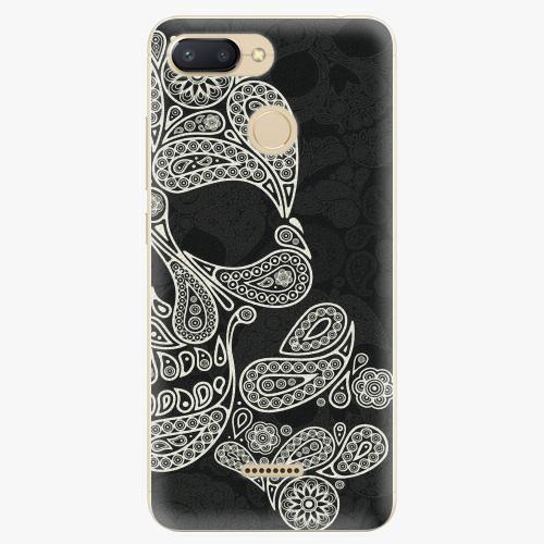 Silikonové pouzdro iSaprio - Mayan Skull - Xiaomi Redmi 6