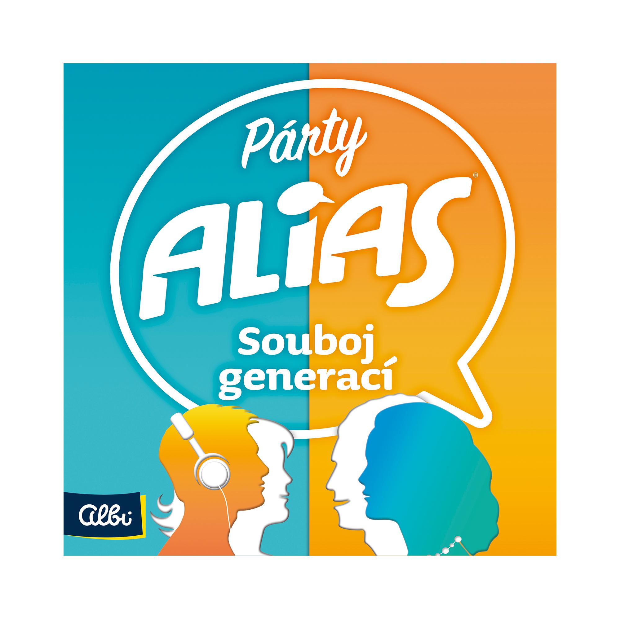 Párty Alias Souboj generací