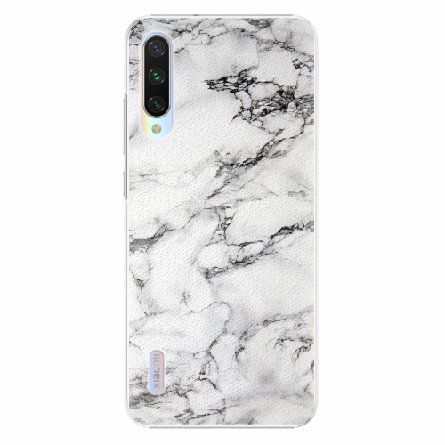 Plastový kryt iSaprio - White Marble 01 - Xiaomi Mi A3