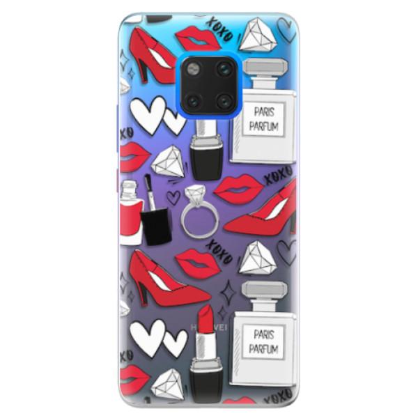 Silikonové pouzdro iSaprio - Fashion pattern 03 - Huawei Mate 20 Pro