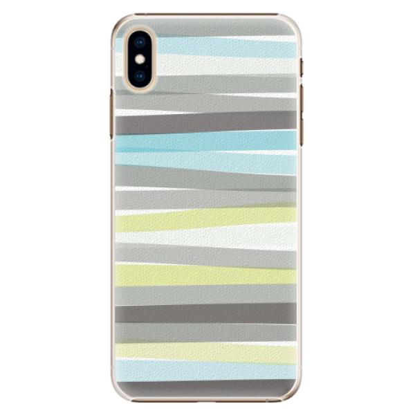 Plastové pouzdro iSaprio - Stripe - iPhone XS Max