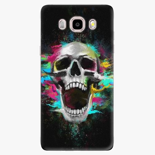 Plastový kryt iSaprio - Skull in Colors - Samsung Galaxy J5 2016