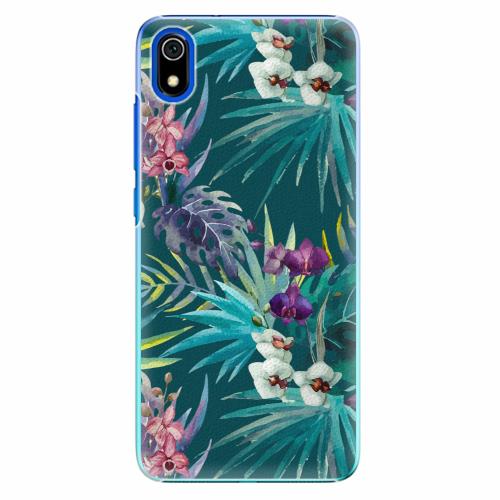 Plastový kryt iSaprio - Tropical Blue 01 - Xiaomi Redmi 7A