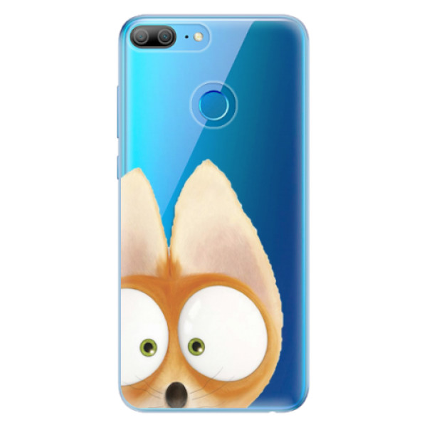 Odolné silikonové pouzdro iSaprio - Fox 02 - Huawei Honor 9 Lite