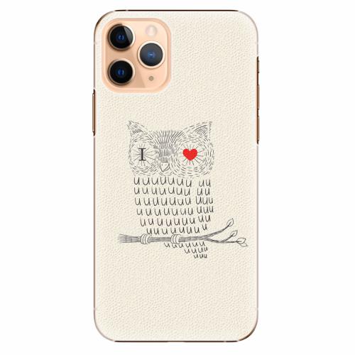Plastový kryt iSaprio - I Love You 01 - iPhone 11 Pro
