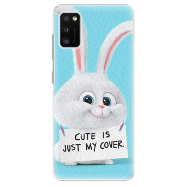 Plastové pouzdro iSaprio - My Cover - Samsung Galaxy A41