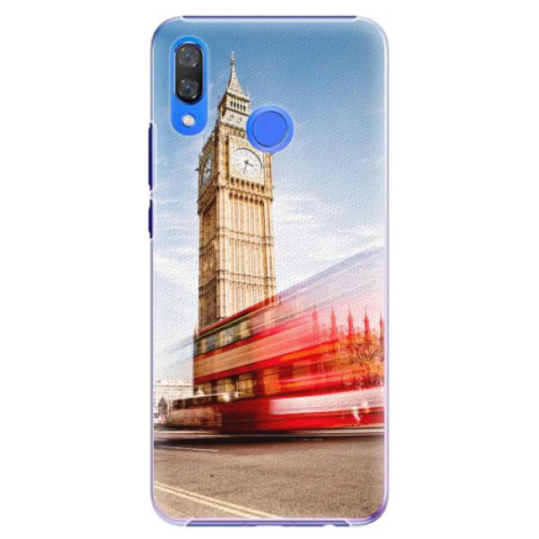 Plastové pouzdro iSaprio - London 01 - Huawei Y9 2019