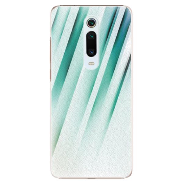 Plastové pouzdro iSaprio - Stripes of Glass - Xiaomi Mi 9T Pro