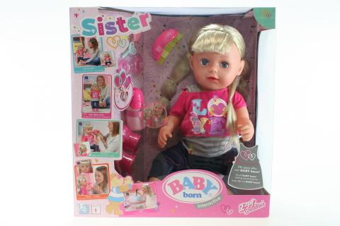 BABY born Sestřička