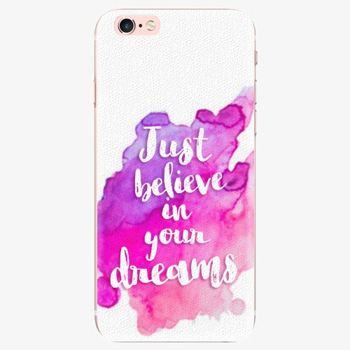 Plastový kryt iSaprio - Believe - iPhone 7