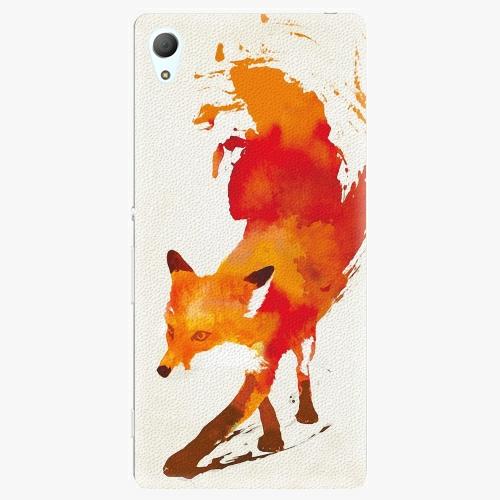 Plastový kryt iSaprio - Fast Fox - Sony Xperia Z3+ / Z4