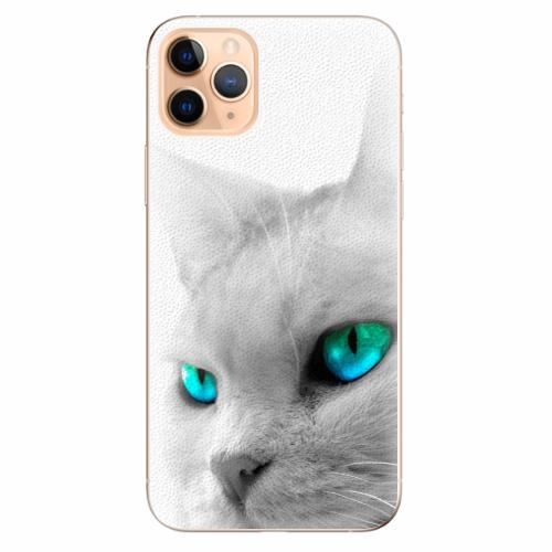 Silikonové pouzdro iSaprio - Cats Eyes - iPhone 11 Pro Max