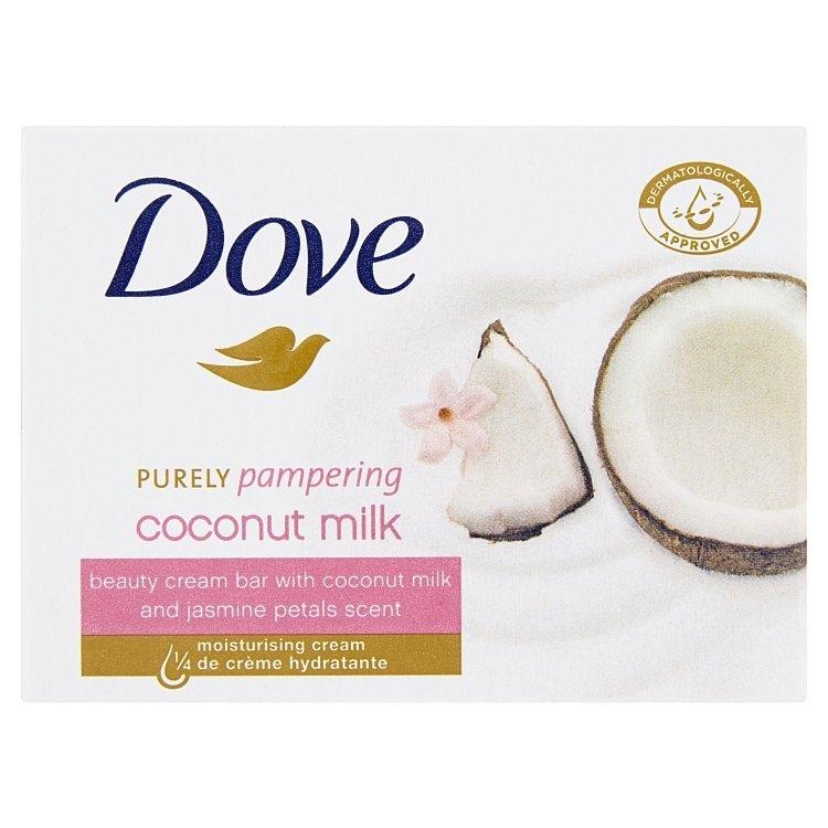Mýdlo Purely Pampering Coconut Milk 100g