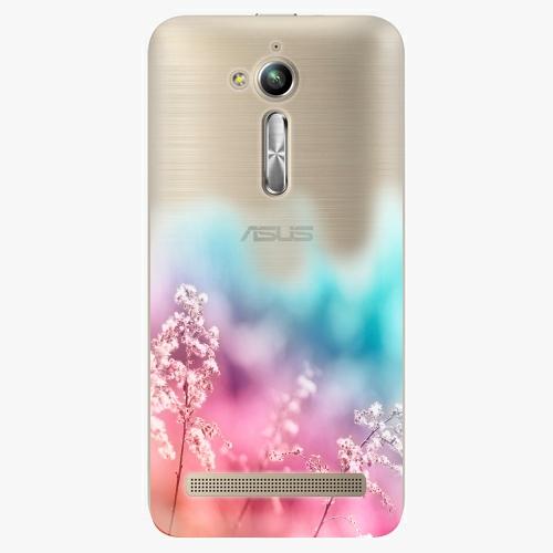 Plastový kryt iSaprio - Rainbow Grass - Asus ZenFone Go ZB500KL