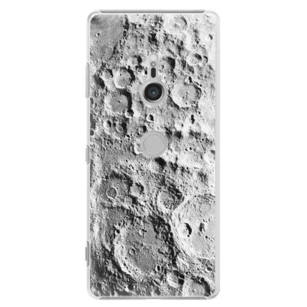 Plastové pouzdro iSaprio - Moon Surface - Sony Xperia XZ3