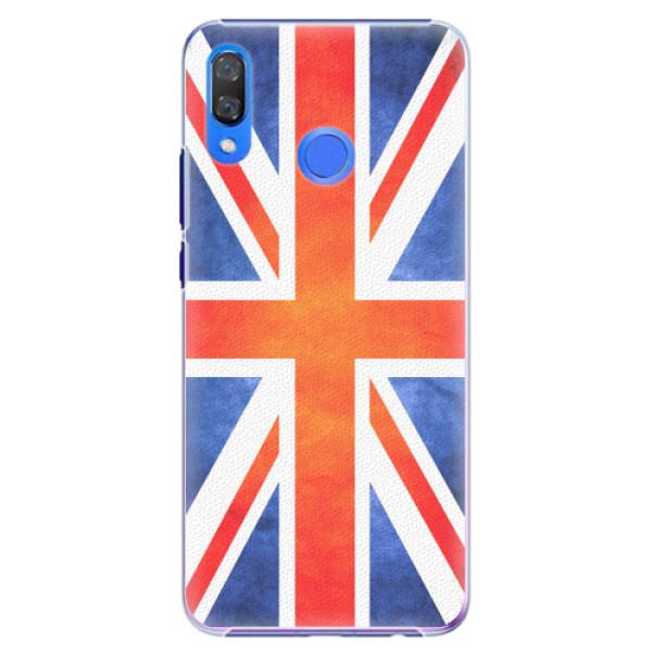 Plastové pouzdro iSaprio - UK Flag - Huawei Y9 2019