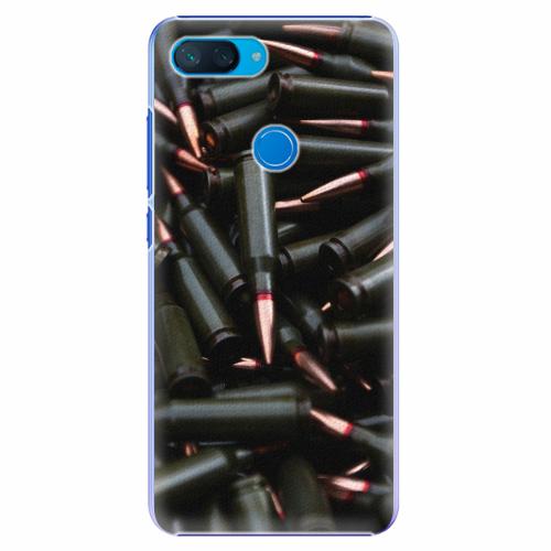 Plastový kryt iSaprio - Black Bullet - Xiaomi Mi 8 Lite